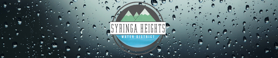 Syringa Water District